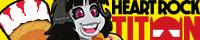 Heart Rock Titan webcomic banner